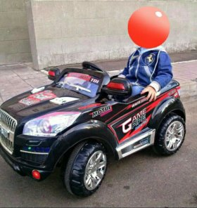 Детское электромобил.