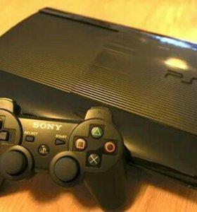 PS3 Sony Super Slim 500Gb +GTA5