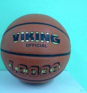 Мяч баскетбольный, новый