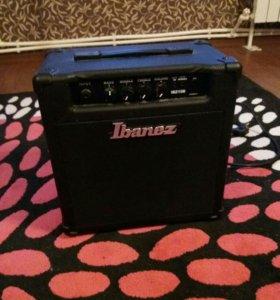 Продам бас гитару и усилитель ibanez GSR190TR