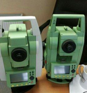 Тахеометр Leica TS 02 Plus r500 arctik