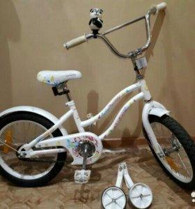Новый детский велосипед Stern Fantasy 16 дюймов