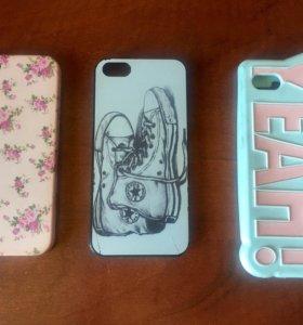 Бамперы для iPhone 5s