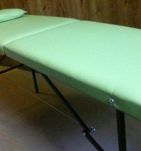 Складной массажный стол кушетка + подушка