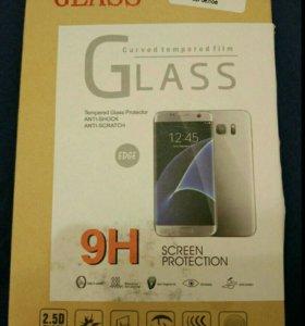Защитное стекло 3D для Samsung S6 edge