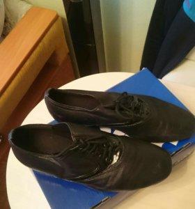 Бальные туфли мужские