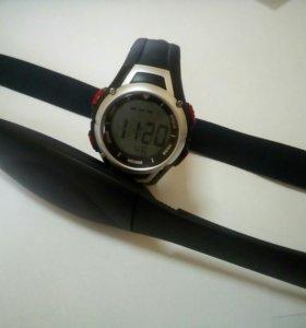 Часы с пульсометром.
