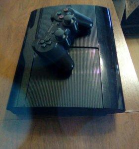 PS 3 slim 500 g