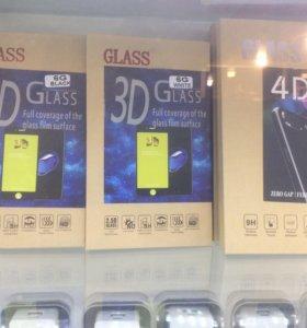 3D стекла для IPhone6/6+/6s/6s+/7/7+
