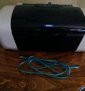 Epson фото принтер