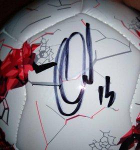 Мяч кубка конфедерации 2017