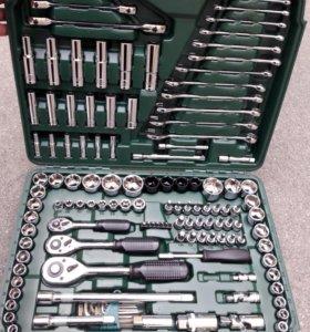 Набор инструментов SATA в кейсе (150 предметов)
