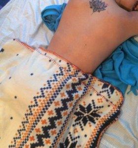 Антицеллюлитный массаж, Обёртывание