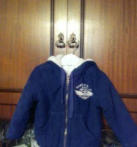 Утепленная толстовка/мягкая куртка Gee Jay