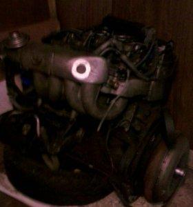 Мотор и АКПП