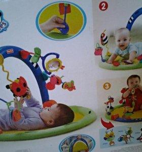 Игрушка Развивающий коврик
