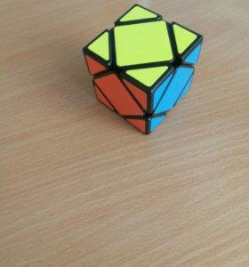 Кубик рубика. Тип:скьюб