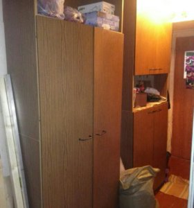 Стенка из 2х шкафов в прихожую