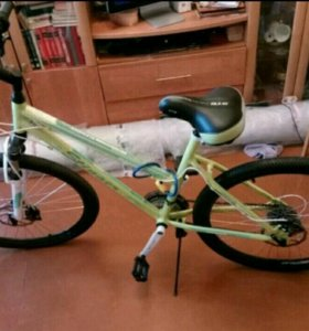 Новый велосипед Stinger Element Lady D