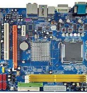 Платы LGA775/DDR2