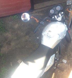 Мотоцикл ирбис GS150