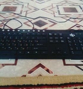 Игровая клавиатура и мышь DEXP