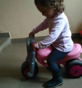 Беговел, мотоцикл