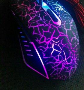 "мышка ""lightning"" x-9"