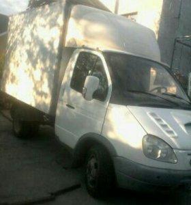 Газель фургон 2008г.