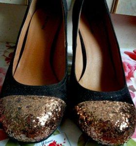 Стильные туфли Graceland 40 р