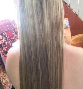 Кератин. Ботокс. Полировка волос.
