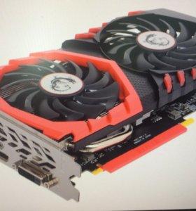 Видеокарта MSI GeForce GTX 1050 Ti, GTX 1050 TI G