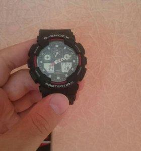 Часы Casio G-Shock GA-100-1A4