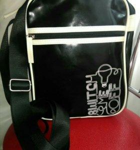 Новая стильная мужская сумка