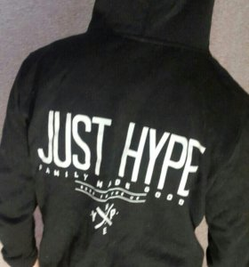 """Бренд """"Just Hype"""""""