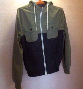 Мужская куртка(ветровка)