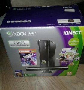 Xbox 360 и KINECT (250 гб)