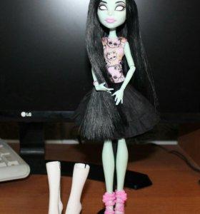 Кукла скара скримс школа монстров