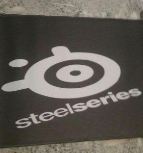 Новый коврик Steel Series steelseries