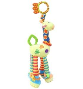 Игрушка жираф для самых маленьких