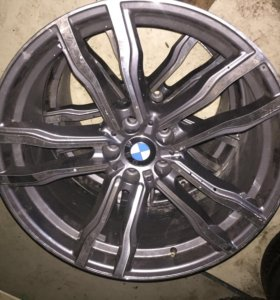 Литьё на BMW X5,X6