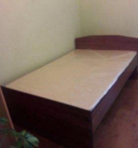 Кровать 125x185