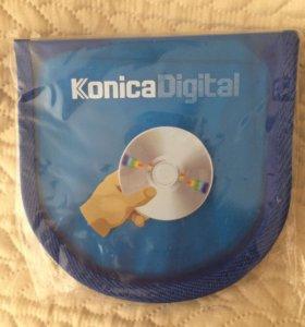 Сумочка для дисков Konica