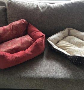 Лежанка и диван для собак или кошек