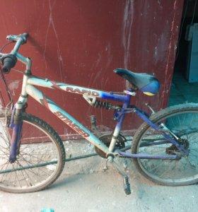 Скростной велосипед