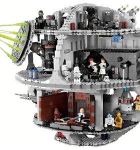Лего Lego 10188 Star Wars звезда смерти