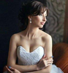 Свадебное платье Moulin Blanche