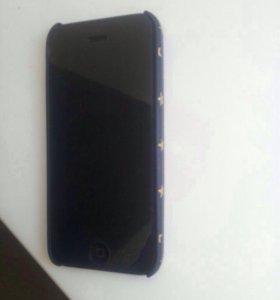 Чёрный Айфон 5 16гиг