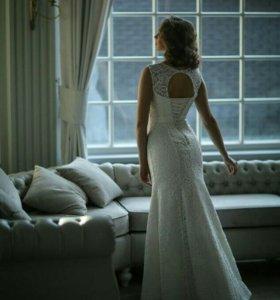 Новое свадебное платье Queen