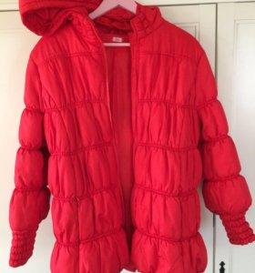 Куртка - пуховик для беременных